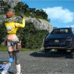 FF15 benchmark screenshot